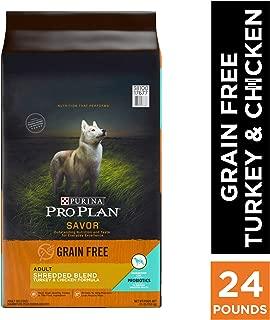 Purina Pro Plan SAVOR Grain-Free Shredded Blend Adult Dry Dog Food