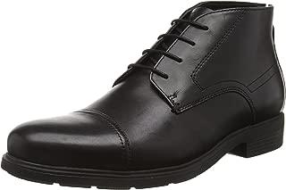 U Dublin A Mens Leather Boots/Shoes