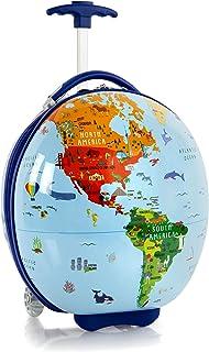 Globe Lightweight Hardside Luggage Case for Kids - 16 Inch