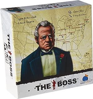 Blue Orange Games The Boss Card Game