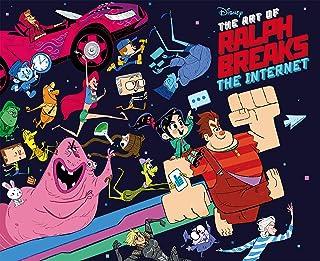 The Art of Ralph Breaks the Internet: Wreck-It Ralph 2 (English Edition)