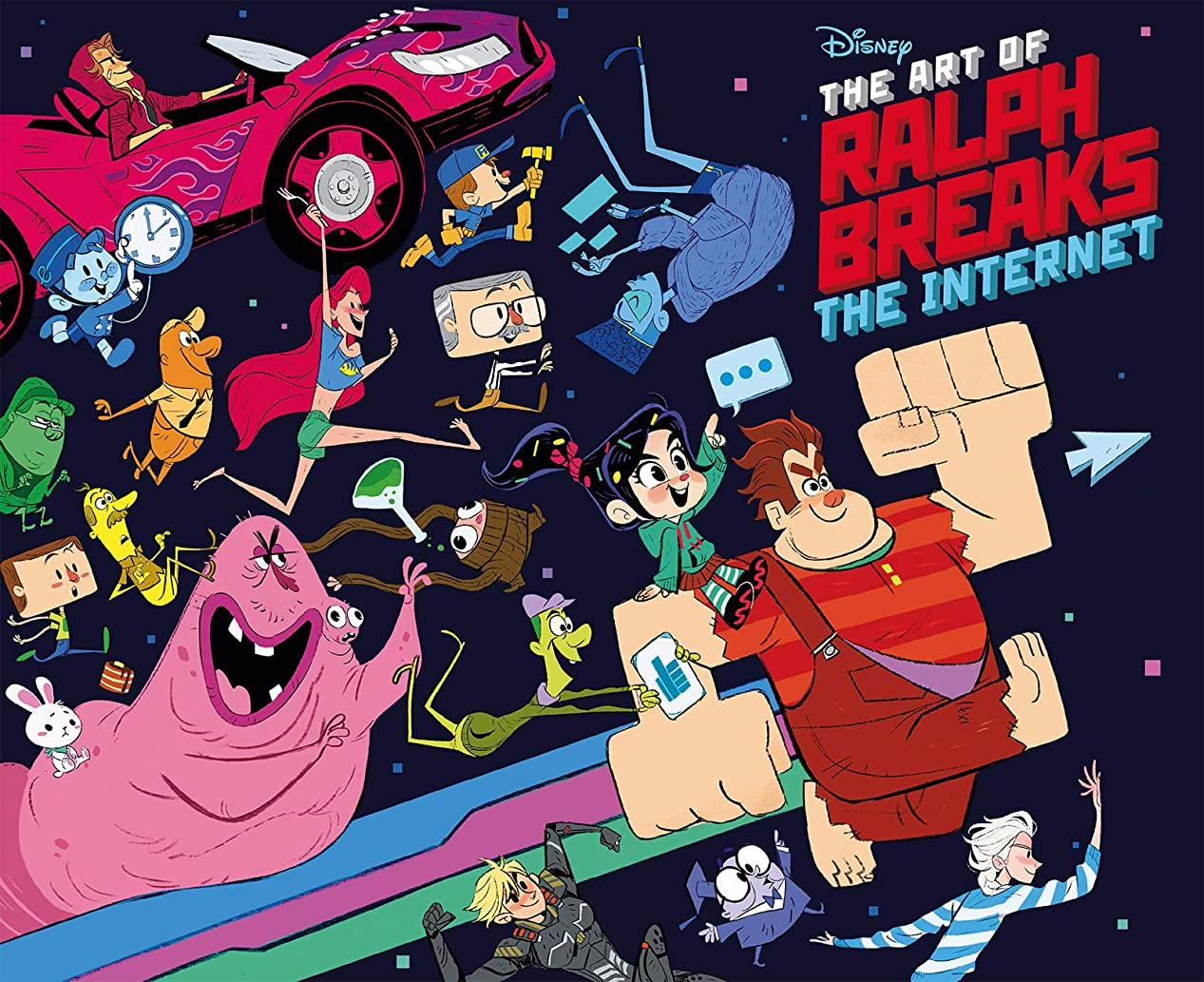 リダクター構築するニッケルThe Art of Ralph Breaks the Internet: Wreck-It Ralph 2 (English Edition)