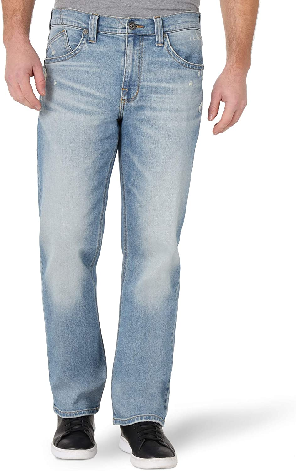 Max 57% OFF Rock Republic Men's Straight NEW before selling ☆ Jean Relaxed