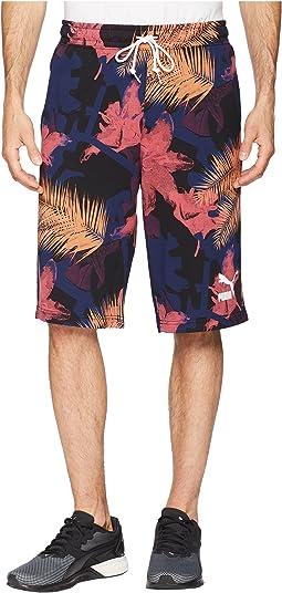 Summer Tropical Shorts AOP