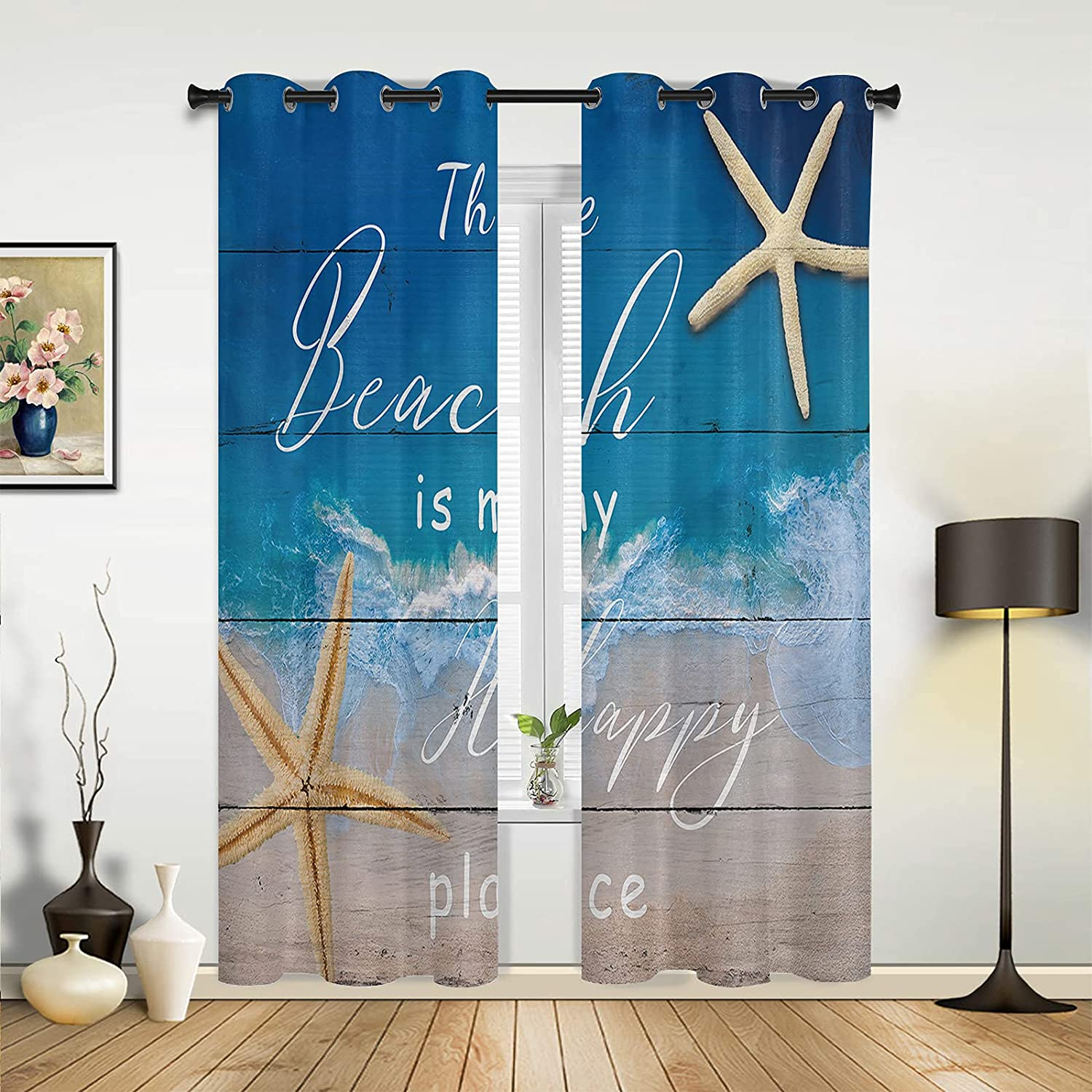 Window Sheer Curtains for Bedroom Purchase Dallas Mall Living Summer Room Beach My is