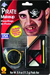 pirate make up