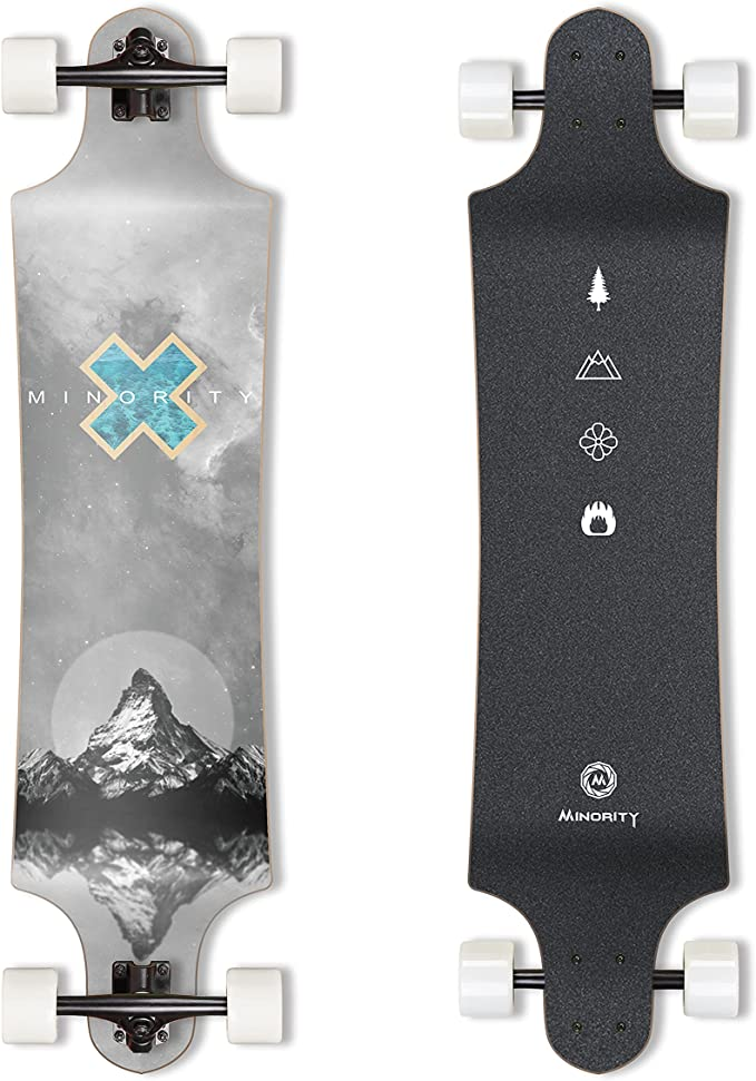 Minority Downhill Maple Longboard Skateboard