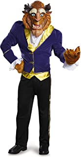 Disguise Men's Beauty and The Beast Beast Ultra Prestige Costume