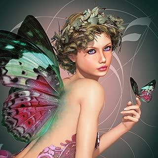 Hidden Garden Fairy Fantasy