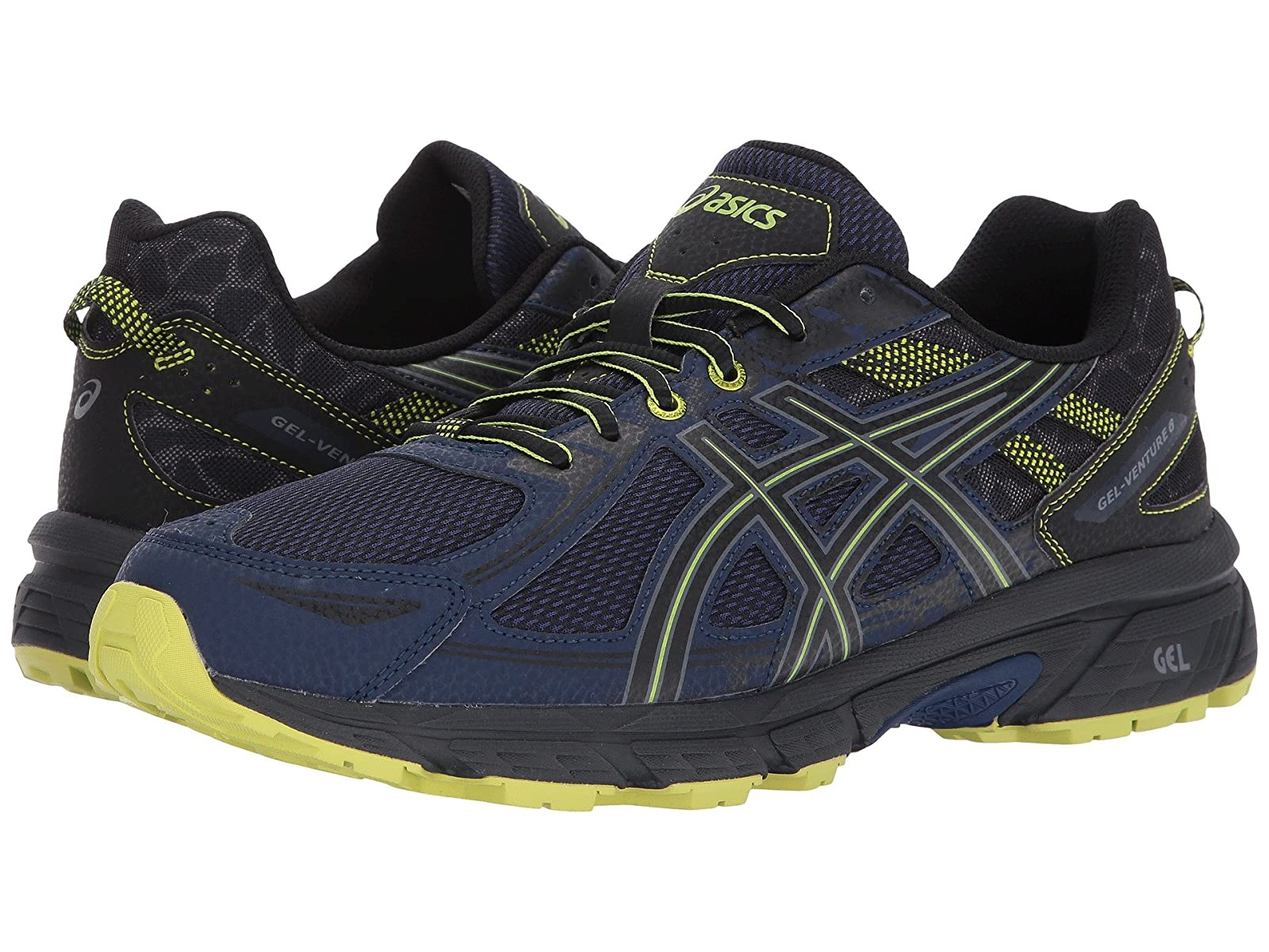 ASICS GEL-Venture® 6Atmospheric grades have affordable shoes