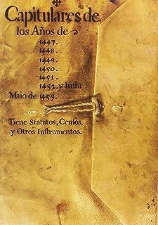 Actas capitulares de la Catedral de Cuenca III, 1434-1453