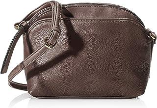 TOM TAILOR Umhängetasche Damen Avea, 22.5x17x8 cm, TOM TAILOR Handtaschen, Taschen für Damen, klein