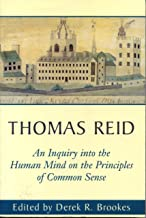 An Inquiry into the Human Mind on the Principles of Common Sense: A Critical Edition