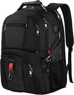 TSA Laptop backpack Large Travel Backpack for Women and Men Computer Backpack Business Bagpack for 17 Inch Notebook Water ...