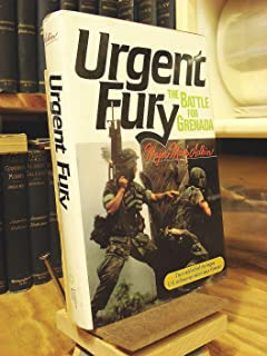 Urgent Fury: The Battle for Grenada (Issues in Low Intensity Conflict)