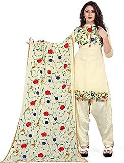 HK Textiles Women's Modal & Santoon Unstitched Salwar Suit