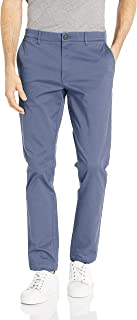 Goodthreads Amazon Brand Men's Skinny-Fit Washed Comfort Stretch Chino