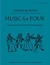 Music for for Four, Collection No. 3 - Tangos & More!