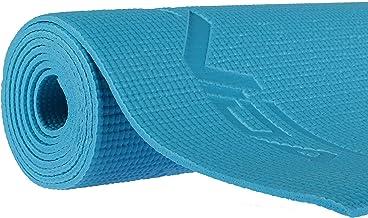 SportVida yogamat, antislip, fitnessmat voor yoga, pilates, gymnastiek, schuimstof, pvc, 173 x 61 x 0,4 cm, isomat voor ca...