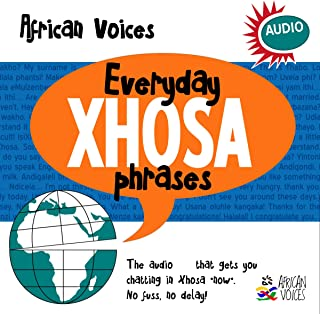 xhosa audio books