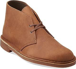 CLARKS Men's Bushacre Chukka Boots