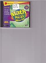 math for the real world davidson