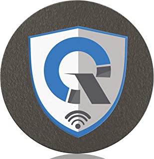 EMF Protection Anti Radiation Shield for Phone Protection, WiFi Protection   Lab-Tested 90% Personal Protection Devices   ...