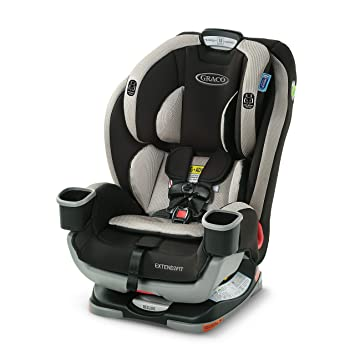 Graco Extend2Fit 3-in-1 Car Seat, Stocklyn: image