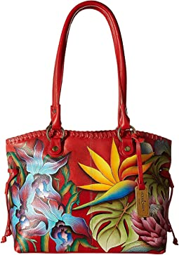 Anuschka Handbags - 569 Large Drawstring Shopper