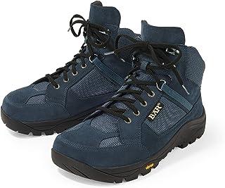 Innsbruck Chaussures de randonnée unisexe | Chaussures pieds nus | Bottes de trekking et de randonnée | Bleu foncé boue | ...