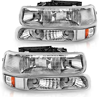 Best 2002 chevy suburban headlights Reviews