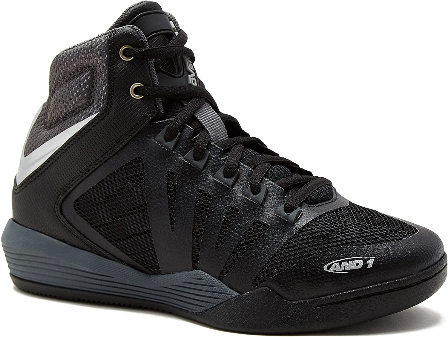 AND1 Kids Overdrive Lace Directly managed store Sneaker Up Basketball Jacksonville Mall Shoe