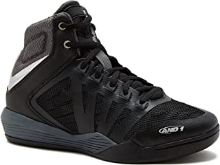 AND1 Kids Overdrive Lace Up Basketball Shoe Sneaker