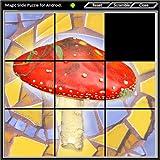 Magic Slide Puzzle - Mushrooms 2