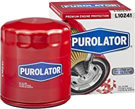 Purolator L10241 Red Single Premium Engine Protection Spin On Oil Filter