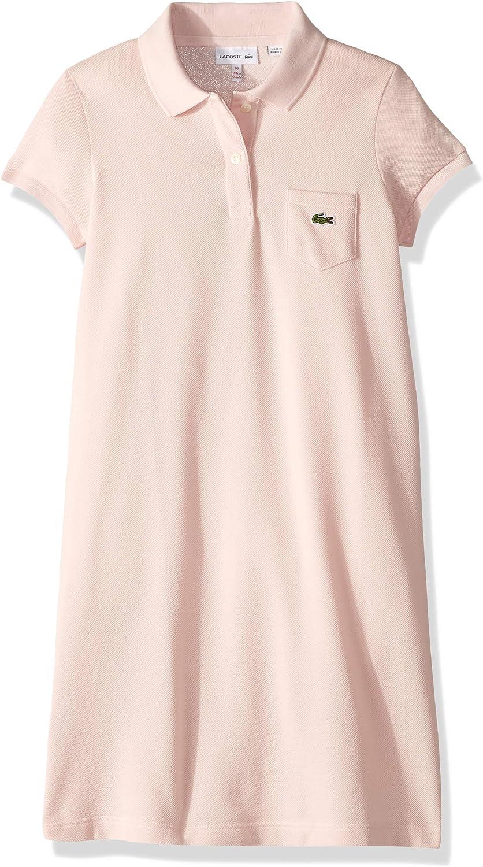 Lacoste Girls Polo Dress