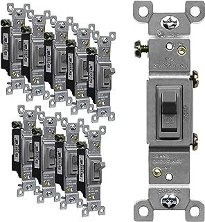 Best grey light switch Reviews