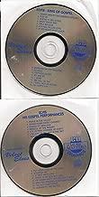 VELVET ELVIS PRESLEY INSPIRATIONAL GOSPEL 3 Disk Karaoke CD&G CD Set