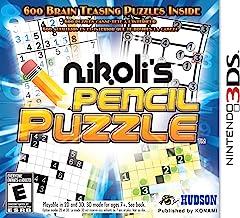 Nikolis Pencil Puzzle 3d - Nintendo 3DS