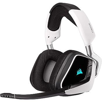 Corsair コルセア VOID RGB ELITE Wireless White ワイヤレスゲーミングヘッドセット CA-9011202-AP SP878