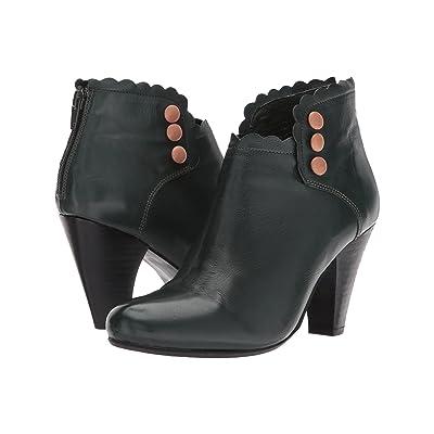 Miz Mooz Circe (Teal) High Heels