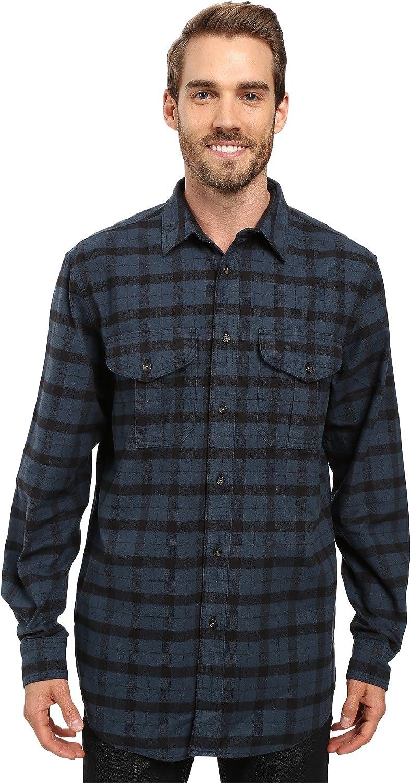 Filson 25% OFF Extra Long Alaskan New popularity Shirt Black Guide Midnight