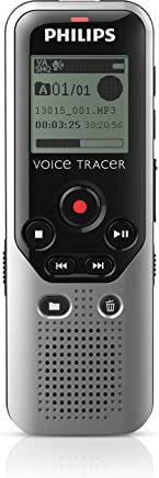 Philips Voice Tracer DVT1200 - Grabadora digital barata