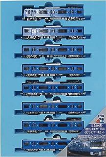 マイクロエース Nゲージ 京急600形 KEIKYU BLUE SKY TRAIN SRアンテナ付 8両セット A7178 鉄道模型 電車