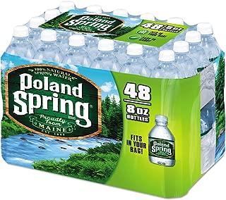 Poland Springs Original Water, 8 Ounce - 48 per case