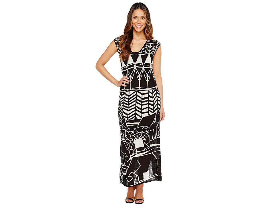 NIC+ZOE Wild Things Dress (Multi) Women