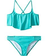 Billabong Kids - Sol Searcher Flutter Set (Little Kids/Big Kids)