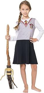 L/S Hermoine Gryffindor Uniform Nightgown