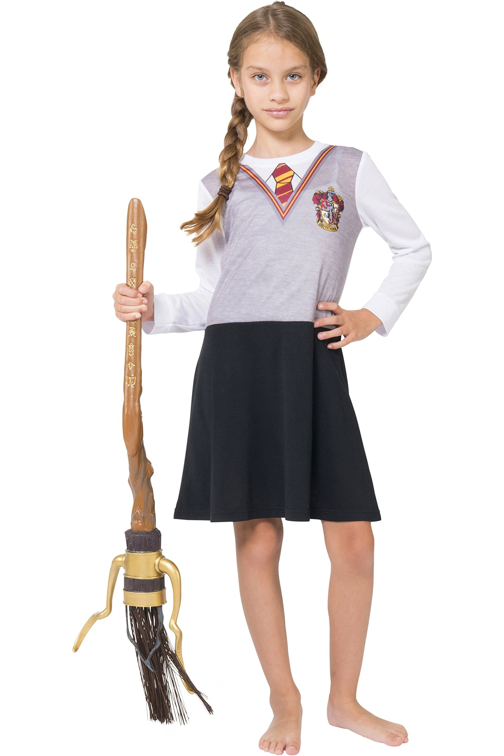 Harry Potter L/S Hermoine Gryffindor Uniform Nightgown