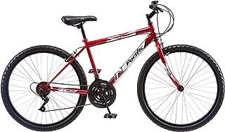 Pacific Stratus Bicicleta de montaña, Color Rojo, 26 Pulgadas